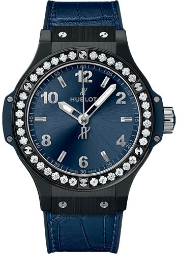 Hublot Watches - Big Bang 38mm Ceramic - Style No: 361.CM.7170.LR.1204