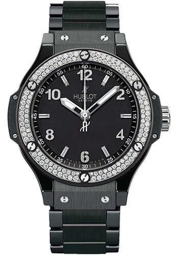 Hublot Watches - Big Bang 38mm Black Magic - Style No: 361.CV.1270.CM.1104