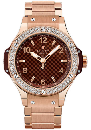 Hublot Watches - Big Bang 38mm Cappuccino - Style No: 361.PC.3380.PC.1104