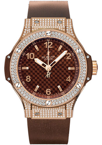 Hublot Watches - Big Bang 38mm Cappuccino - Style No: 361.PC.3380.RC.1704