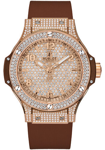 Hublot Watches - Big Bang 38mm Cappuccino - Style No: 361.PC.9010.RC.1704