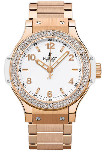 Hublot Watches - Big Bang 38mm Portocervo - Style No: 361.PE.2010.PE.1104
