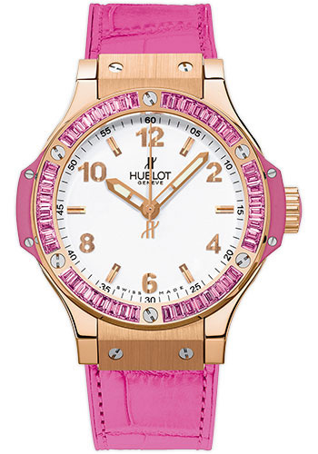 Hublot Watches - Big Bang 38mm Tutti Frutti - Red Gold - Style No: 361.PP.2010.LR.1933