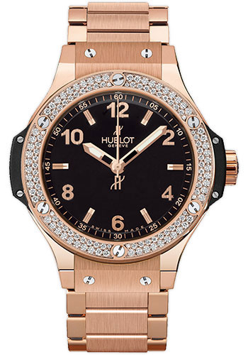 Hublot Watches - Big Bang 38mm Red Gold - Style No: 361.PX.1280.PX.1104