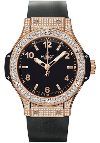 Hublot Watches - Big Bang 38mm Red Gold - Style No: 361.PX.1280.RX.1704