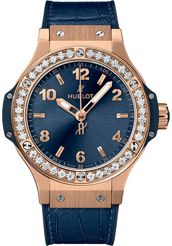 Hublot Watches - Big Bang 38mm Red Gold - Style No: 361.PX.7180.LR.1204