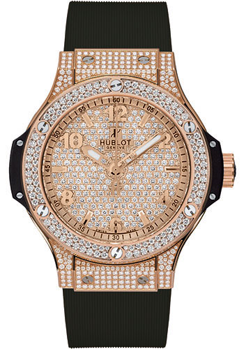 Hublot Watches - Big Bang 38mm Red Gold - Style No: 361.PX.9010.RX.1704
