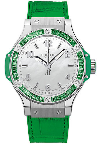 Hublot Watches - Big Bang 38mm Tutti Frutti - Stainless Steel - Style No: 361.SG.6010.LR.1922