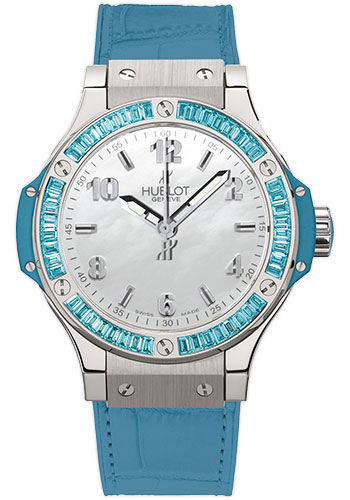Hublot Watches - Big Bang 38mm Tutti Frutti - Stainless Steel - Style No: 361.SL.6010.LR.1907