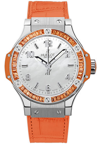 Hublot Watches - Big Bang 38mm Tutti Frutti - Stainless Steel - Style No: 361.SO.6010.LR.1906