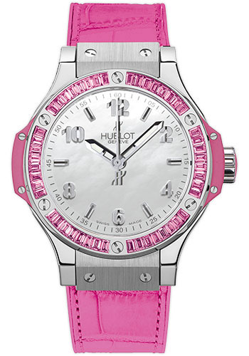 Hublot Watches - Big Bang 38mm Tutti Frutti - Stainless Steel - Style No: 361.SP.6010.LR.1933