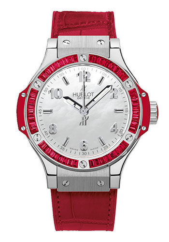 Hublot Watches - Big Bang 38mm Tutti Frutti - Stainless Steel - Style No: 361.SR.6010.LR.1913