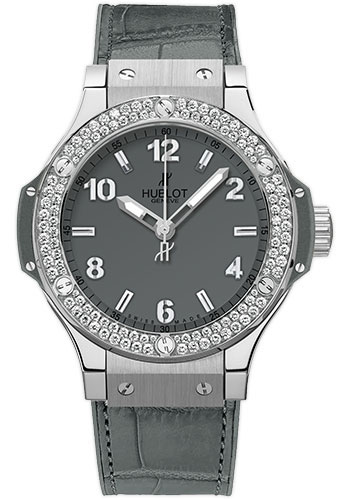 Hublot Watches - Big Bang 38mm Earl Gray - Style No: 361.ST.5010.LR.1104