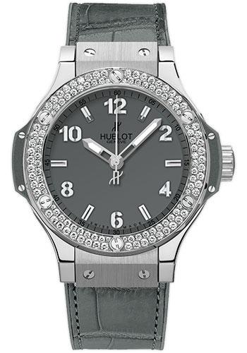 Hublot Big Bang 38mm Earl Gray Watches From SwissLuxury