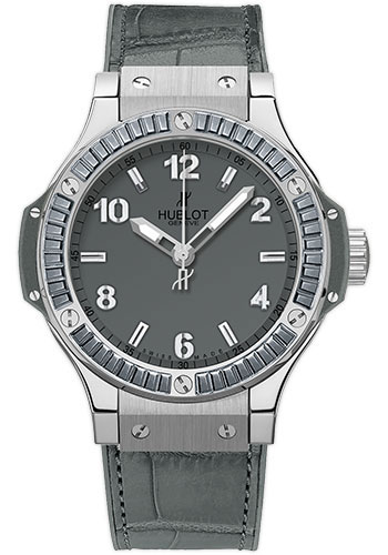 Hublot Watches - Big Bang 38mm Earl Gray - Style No: 361.ST.5010.LR.1912