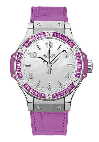 Hublot Watches - Big Bang 38mm Tutti Frutti - Stainless Steel - Style No: 361.SV.6010.LR.1905