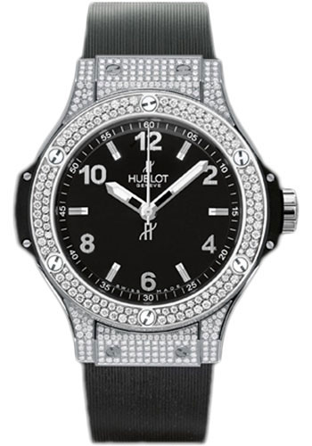 Hublot Watches - Big Bang 38mm Stainless Steel - Style No: 361.SX.1270.RX.1704