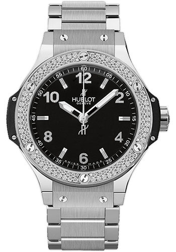 Hublot Watches - Big Bang 38mm Stainless Steel - Style No: 361.SX.1270.SX.1104
