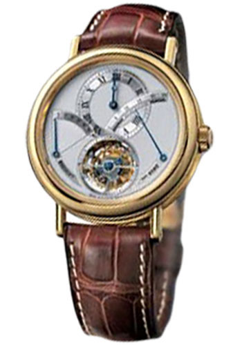 Breguet Watches - Classique Grande Complication 3657 - Tourbillon - 39mm - Style No: 3657BA/12/9V6