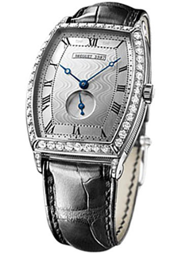 Breguet Watches - Heritage 35mm X 29.6mm - White Gold - Style No: 3661BB/12/984.DD00