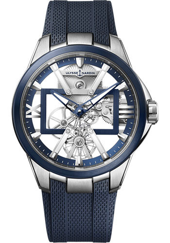 Ulysse Nardin Watches - Executive Skeleton X - Style No: 3713-260-3/03