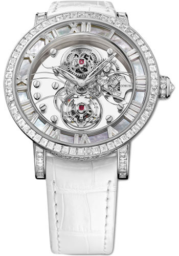 Corum Watches - Heritage Collection Classical Billionaire Tourbillon - Style No: 372.289.69/0F09 0000