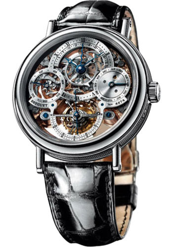 Breguet Watches - Classique Grande Complication 3755 - Tourbillon - 40mm - Style No: 3755PR/1E/9V6