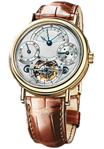 Breguet Watches - Classique Grande Complication 3757 - Tourbillon Perpetual Calendar - 39mm - Style No: 3757BA/1E/9V6