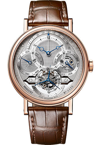 Breguet Watches - Classique Grande Complication 3797 - Tourbillon Perpetual Calendar - 41mm - Style No: 3797BR/1E/9WU
