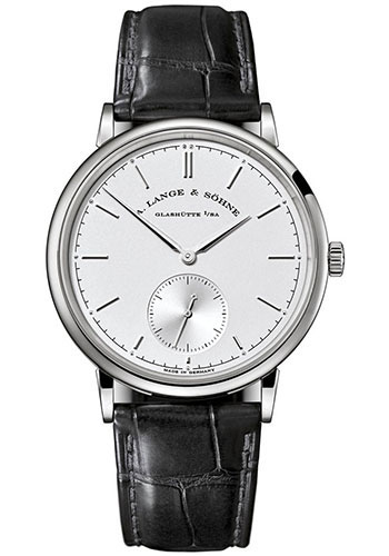 A. Lange & Sohne Saxonia Automatic Watches From SwissLuxury