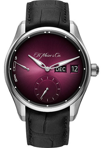 H. Moser & Cie Watches - Pioneer Perpetual Calendar MD - Style No: 3808-1200