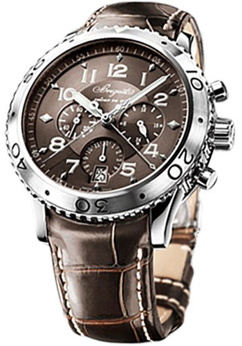 Breguet Watches - Type XX - XXI - XXII 3810 42mm - Steel - Style No: 3810ST/92/9ZU