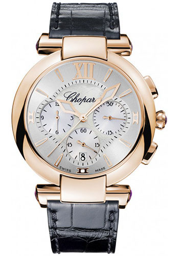 Chopard Watches - Imperiale Chronograph Rose Gold - Style No: 384211-5001