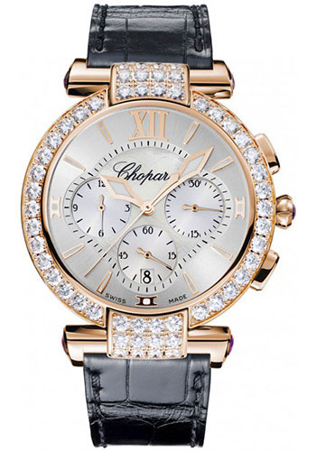 Chopard Watches - Imperiale Chronograph Rose Gold - Style No: 384211-5003