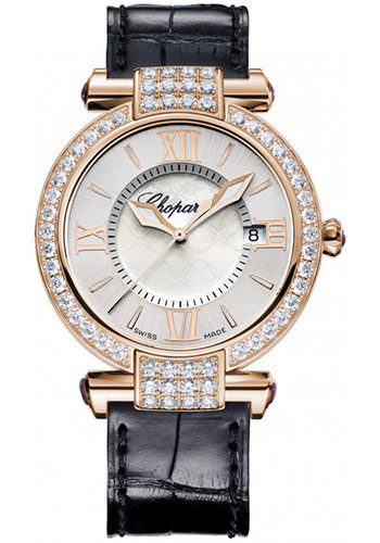 Chopard Watches - Imperiale Quartz 36mm Rose Gold - Style No: 384221-5002