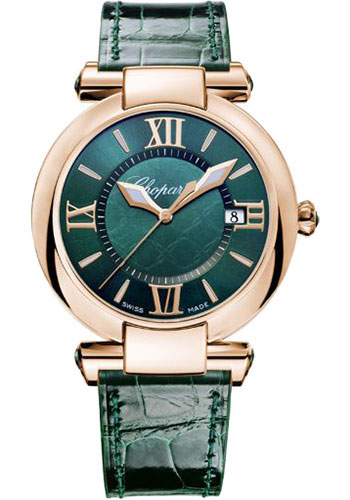 Chopard Watches - Imperiale Quartz - 36mm - Rose Gold - Style No: 384221-5013