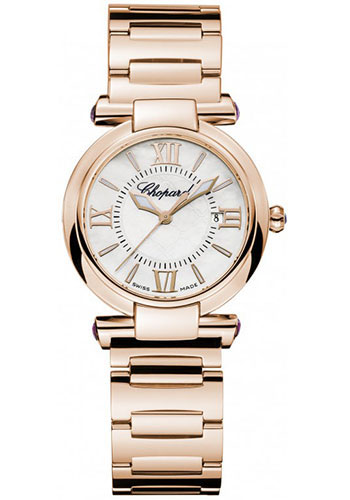 Chopard Watches - Imperiale Quartz 28mm Rose Gold - Style No: 384238-5002