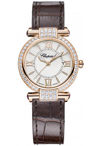 Chopard Watches - Imperiale Quartz 28mm Rose Gold - Style No: 384238-5003
