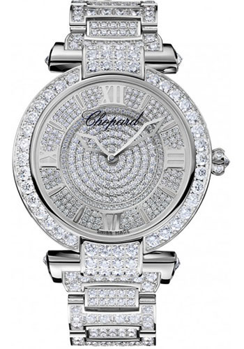 Chopard Watches - Imperiale Automatic 40mm White Gold - Style No: 384239-1002