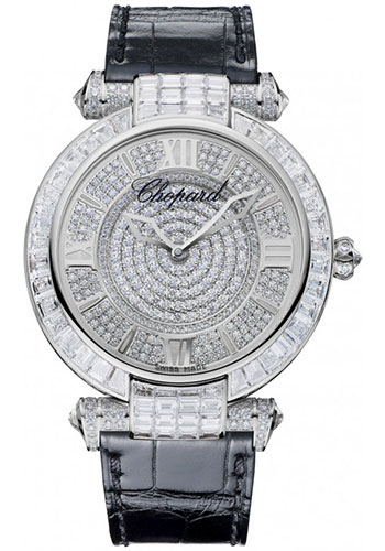 Chopard Watches - Imperiale Automatic 40mm White Gold - Style No: 384239-1003