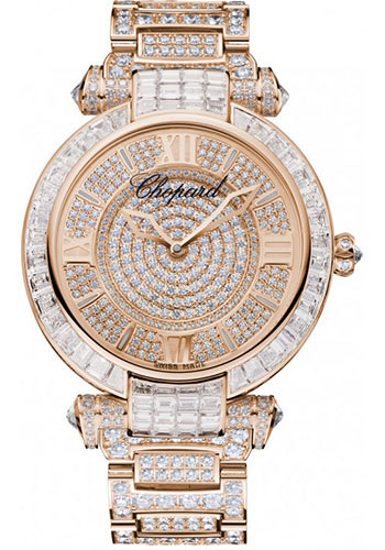 Chopard Watches - Imperiale Automatic 40mm Rose Gold - Style No: 384239-5004