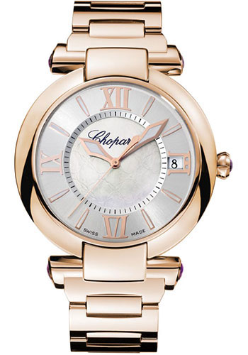 Chopard Watches - Imperiale Automatic 40mm Rose Gold - Style No: 384241-5002