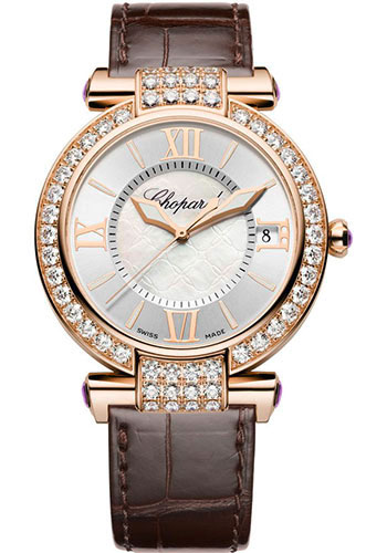 Chopard Watches - Imperiale Automatic 40mm Rose Gold - Style No: 384241-5003