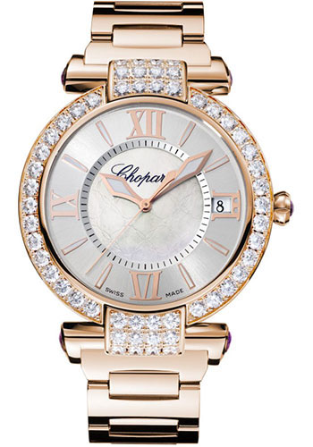 Chopard Watches - Imperiale Automatic 40mm Rose Gold - Style No: 384241-5004