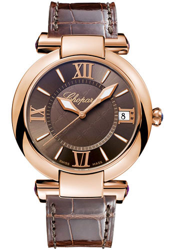 Chopard Watches - Imperiale Automatic 40mm Rose Gold - Style No: 384241-5005