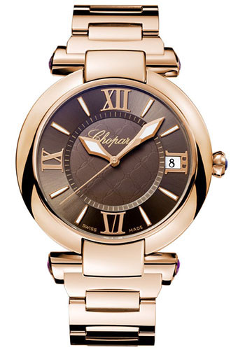 Chopard Watches - Imperiale Automatic 40mm Rose Gold - Style No: 384241-5006