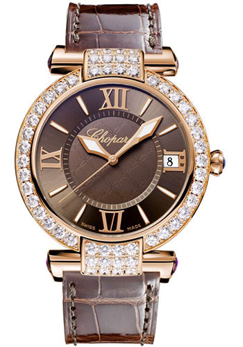 Chopard Watches - Imperiale Automatic 40mm Rose Gold - Style No: 384241-5007