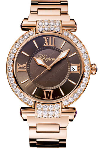 Chopard Watches - Imperiale Automatic 40mm Rose Gold - Style No: 384241-5008