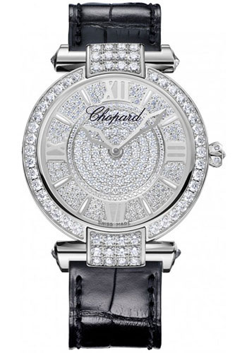 Chopard Watches - Imperiale Automatic 36mm White Gold - Style No: 384242-1001