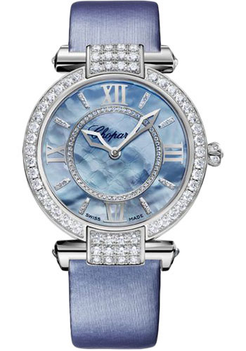 Chopard Watches - Imperiale Automatic - 36mm - White Gold - Style No: 384242-1005